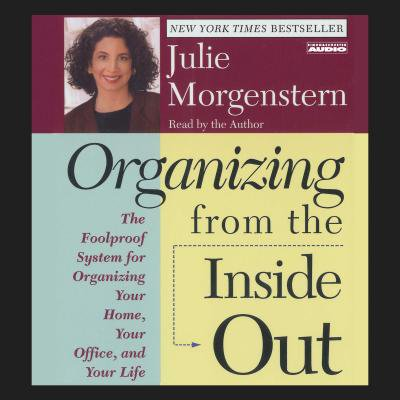 Organizing From The Inside Out - Audiobook