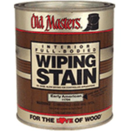 Old Masters 13016 Hpt 250 Voc Wiping Stain Classics Amer Walnut