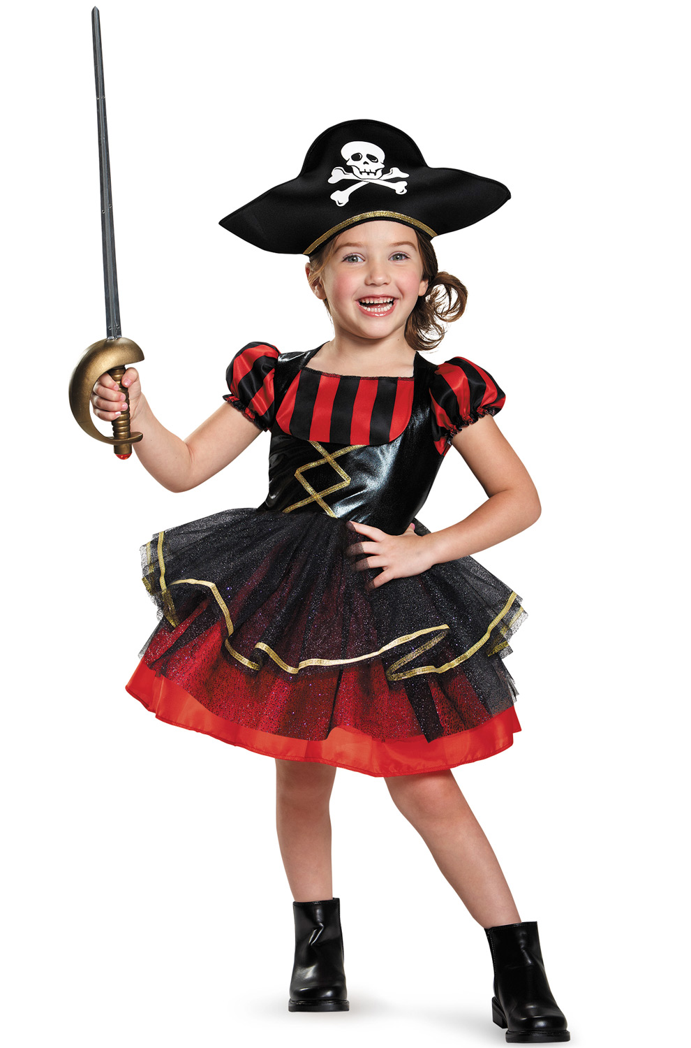 Precocious Pirate Toddler Costume by Disguise