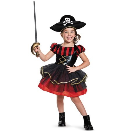 Precocious Pirate Toddler Costume
