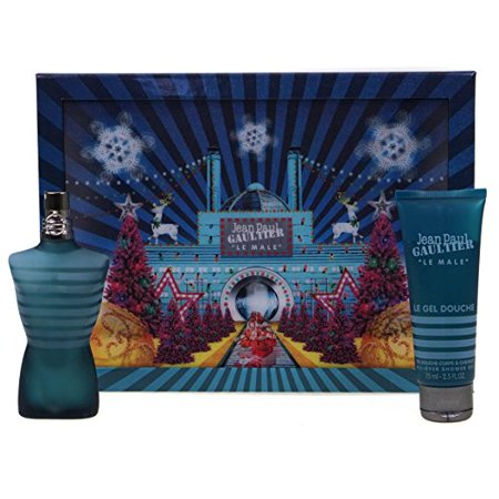 Jean Paul Gaultier Le Male (Jean Paul Gaultier Le Male Men 2.5 ounce edt & 2.5 ounce shower gel )