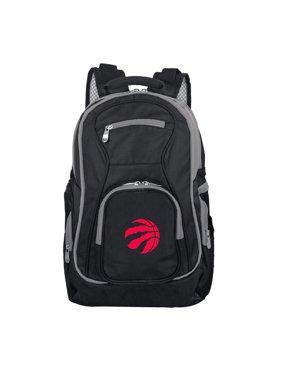 NBA Toronto Raptors Premium Laptop Backpack with Colored Trim