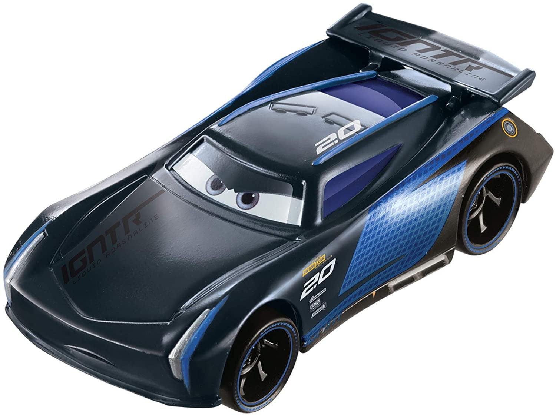 mattel disney pixar cars color changers jackson storm
