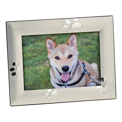 Creative Gifts International Puppy Paw Print Picture Frame
