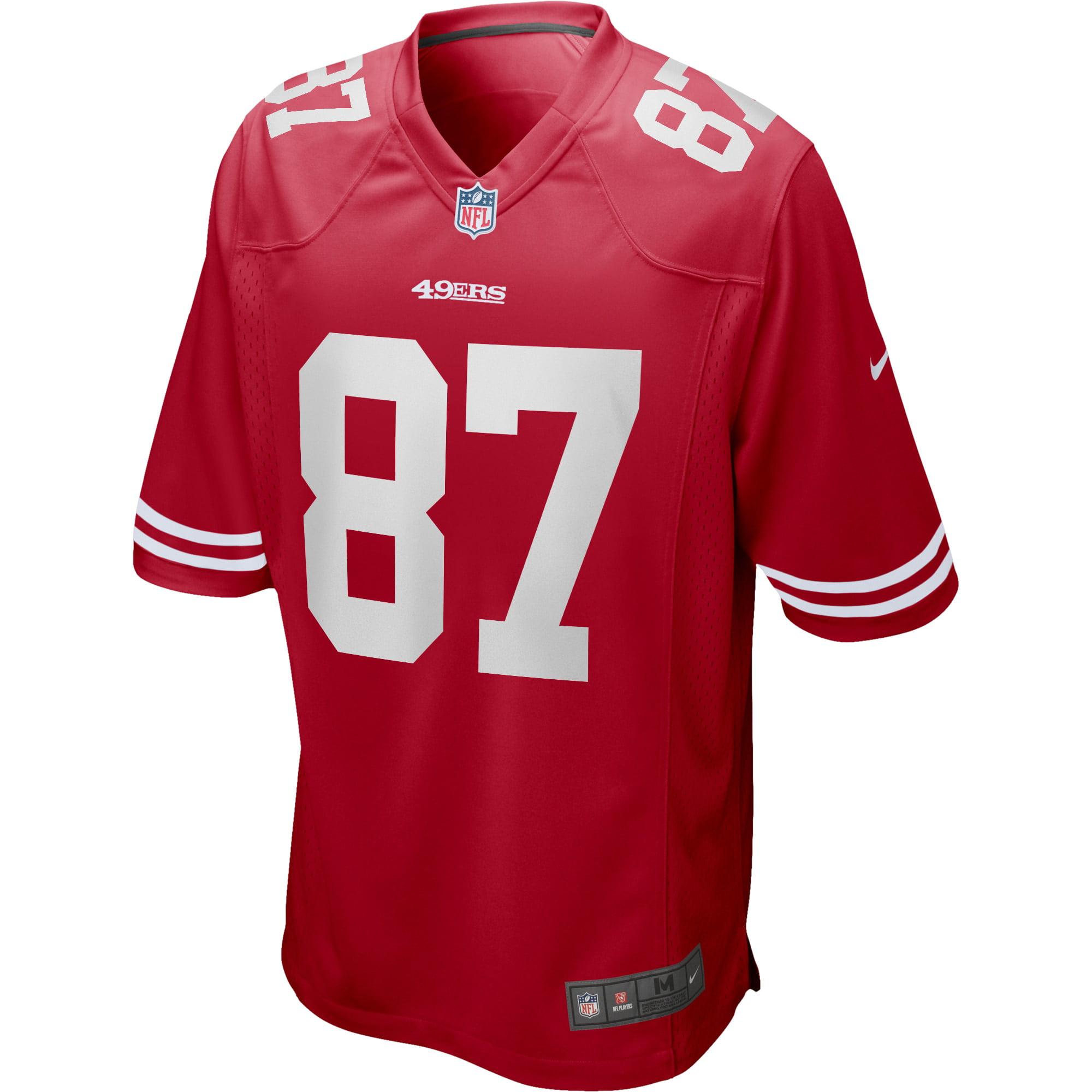 Dwight Clark San Francisco 49ers Nike Game Retired Player Jersey - Scarlet
