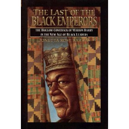 New Hallow (The Last of the Black Emperors: The Hollow Comeback of Marion Barry in the New Age of Black)