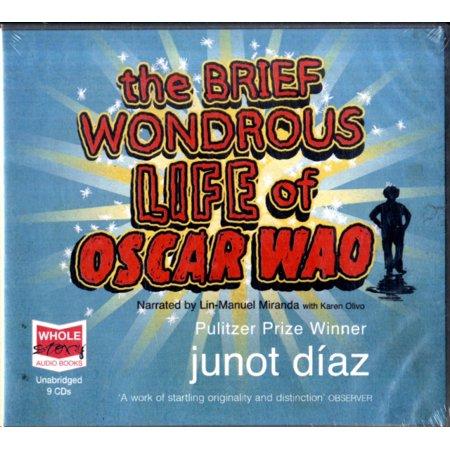 The Brief Wondrous Life of Oscar Wao (unabridged audio book) (Audio (A Brief Wondrous Life Of Oscar Wao)