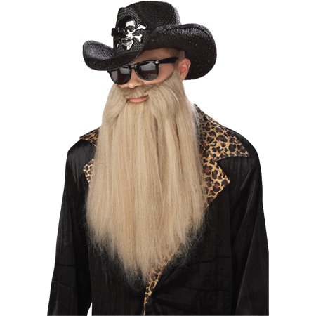 Sharp Dressed Man Wig Adult Halloween Accessory