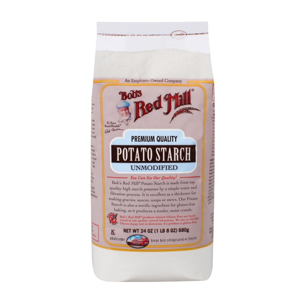 Bobs Red Mill Potato Starch, 24 Oz