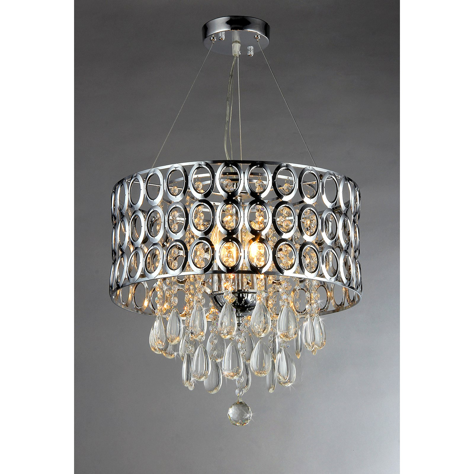 Warehouse of Tiffany Antoinette RL1189 Crystal Chandelier by Supplier Generic