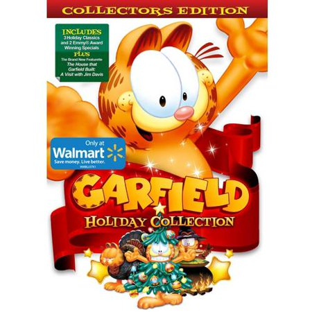 garfield holiday collection walmart exclusive walmart exclusive