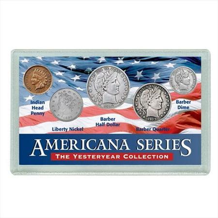 American Coin Treasures 2772 Americana Yesteryear Coin Set