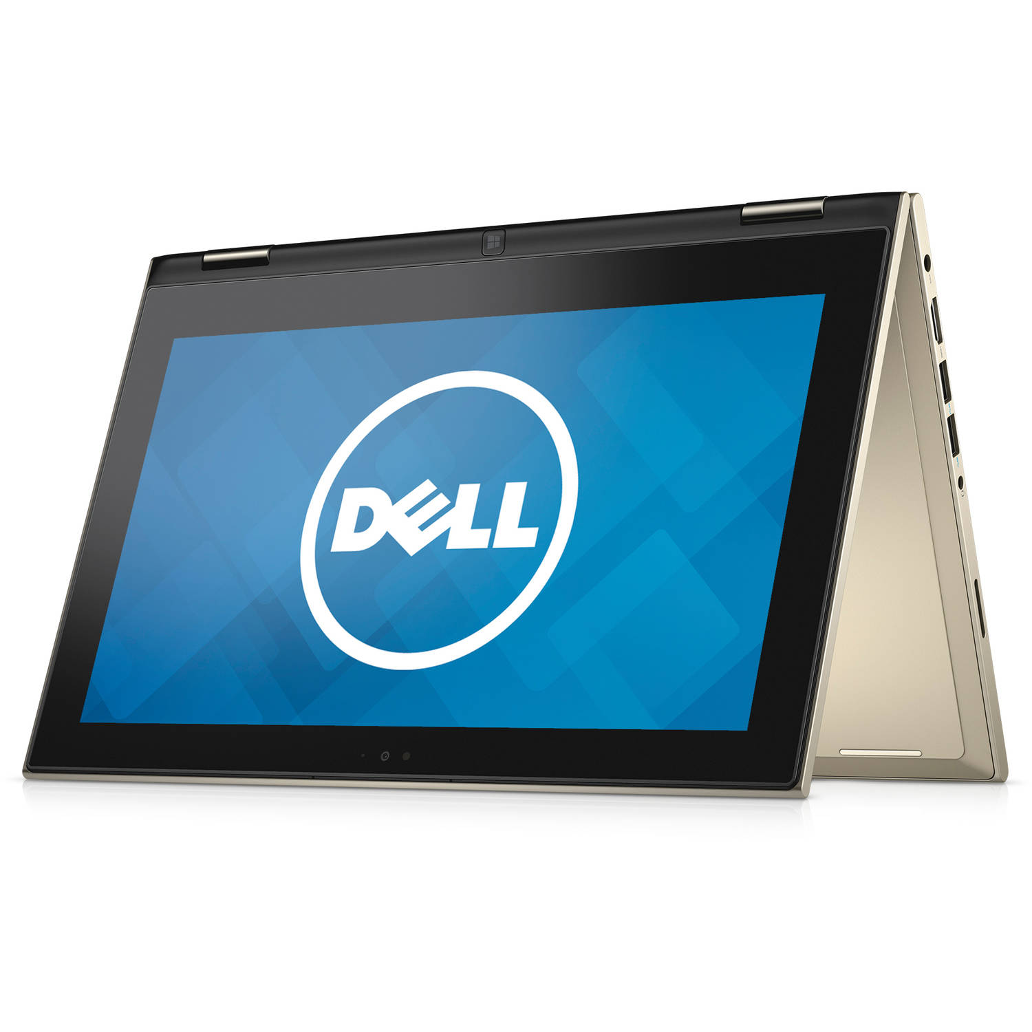 "Dell Inspiron 11 3000 11.6"" Laptop, Touchscreen, 2-in-1, Windows 10 Home, Intel Pentium N3700 Processor, 4GB RAM, 128GB Solid State Drive"