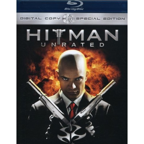 Hitman (Unrated Special Edition) (Blu-ray) (With INSTAWATCH) (Widescreen)