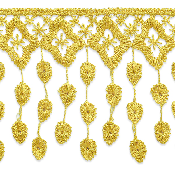 Expo Int'l 2 yards of Abigail Victorian Lace Fringe Trim