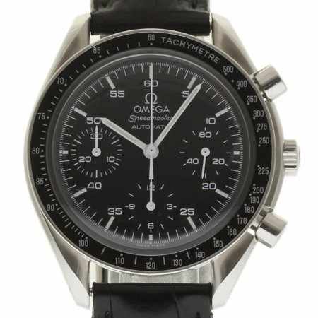 Pre-Owned Omega Speedmaster  175.0032 Steel  Watch (Certified Authentic & (Omega Speedmaster Chronometer)