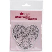 """Woodware Clear Stamps 3.5""""x3.5"""" Sheet-fo"""