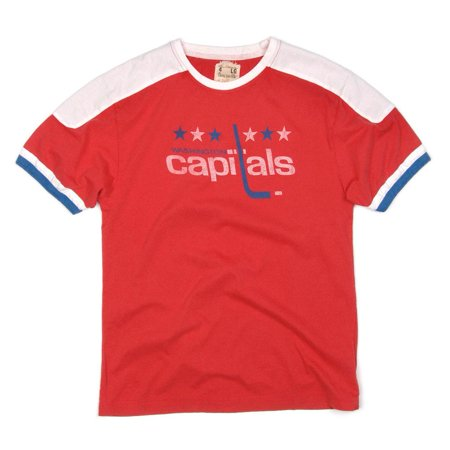 Washington Capitals - Star Logo Remote Control Red Adult Jersey T-Shirt](Washington Capitals Halloween)
