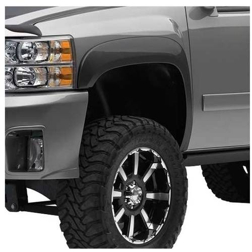 Egr 07-13 Silverado 1500/07-14 Silverado/2500/3500 6.5'/8' Bed Rugged Style Set, Fender Flares