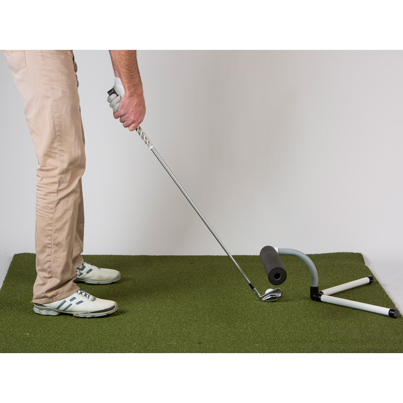 PureShot Golf Slice Corrector Inside Approach Golf Swing Trainer by
