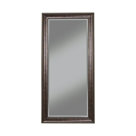 Oil Rubbed Bronze Bathroom Mirrors (Sandberg Furniture Oil Rubbed Bronze Full Length 65