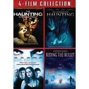 The Haunting in Connecticut / An American Haunting / Soul Survivors / Riding the Bullet (DVD)
