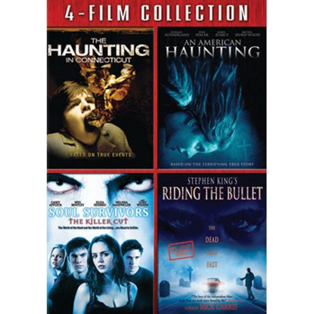 The Haunting in Connecticut / An American Haunting / Soul Survivors / Riding the Bullet - Riding An Ostrich