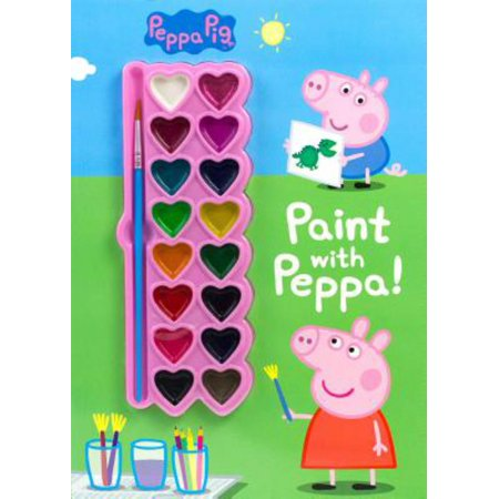 Peppa Pig  Paint With Peppa
