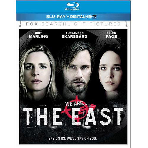 The East (Blu-ray   Digital HD) (Widescreen)