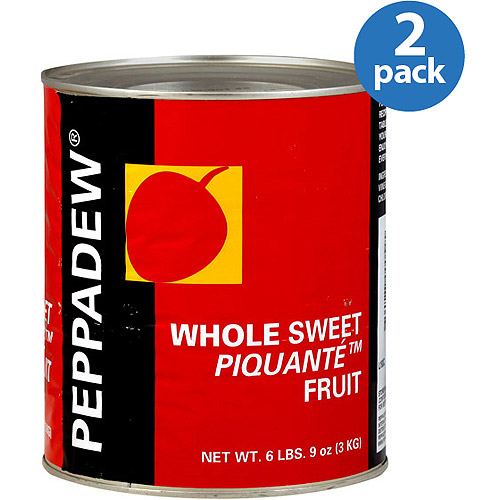 Peppadew Whole Piquante Fruit, 105 oz, (Pack of 2)