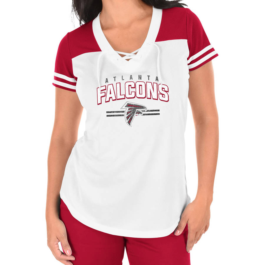 NFL Atlanta Falcons Plus Size Women's Basic Tee