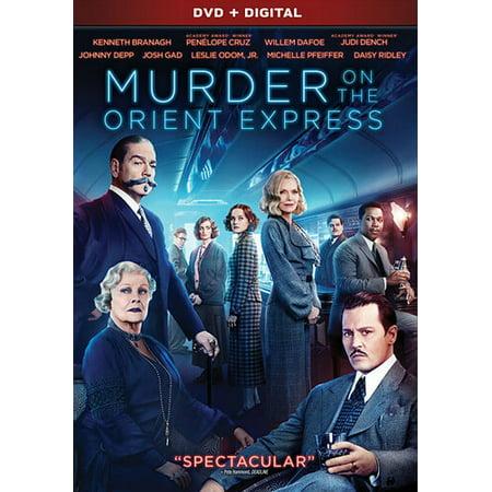 Murder on the Orient Express (DVD + Digital Copy)