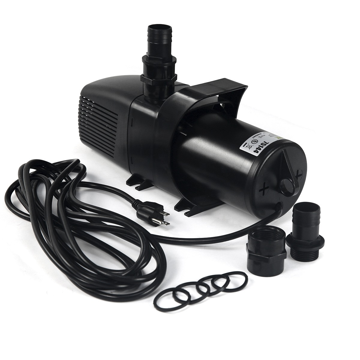 1/3HP 3200GPH Fountain Koi Pond Submersible Water Pump