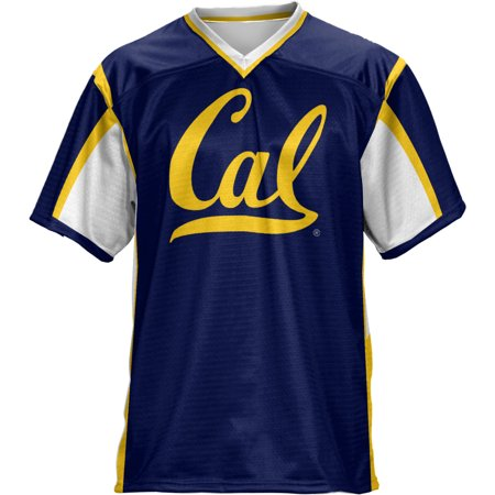 ProSphere Boys  UC Berkeley Cal Scramble Football Fan Jersey (Apparel) -  Walmart.com 9e604bc71d80