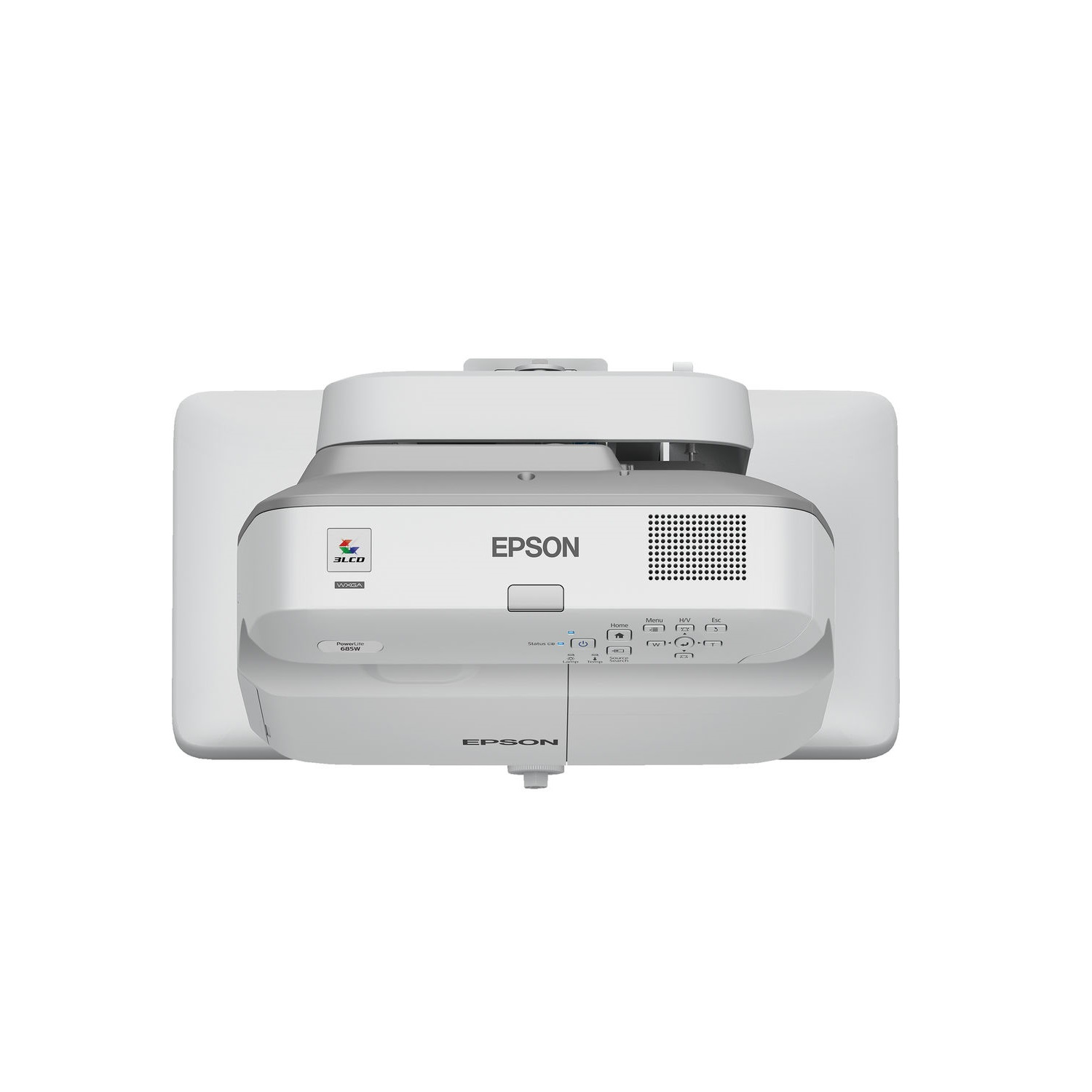 Epson PowerLite 685W 3500 Lumen Ultra-Short Throw Projector by Epson