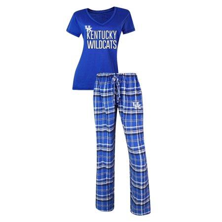 Kentucky wildcats ncaa tiebreaker women 39 s t shirt for Women s flannel sleep shirt