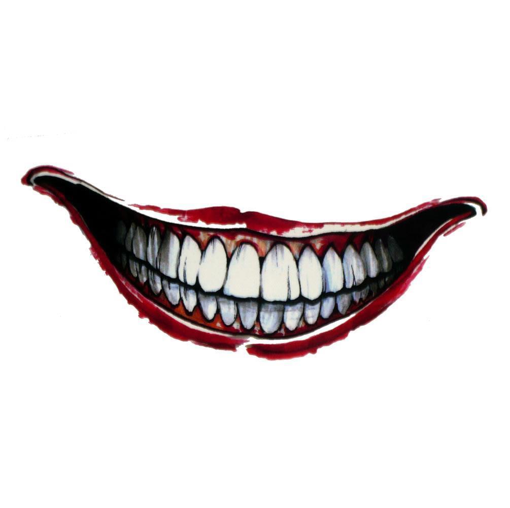 Suicide Squad Joker Tattoo Kit Walmartcom