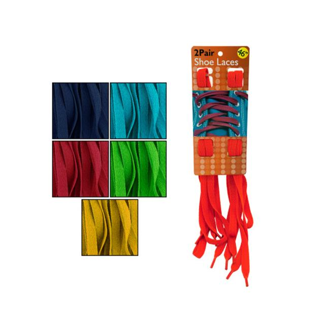 Colorful Shoelaces - Pack of 10