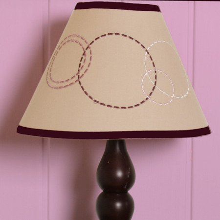 Geenny Pink Artist Lamp Shade