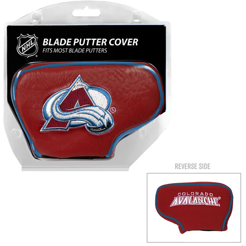 Team Golf NHL Colorado Avalanche Golf Blade Putter Cover