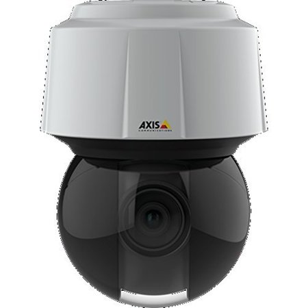 Resistant Ptz Camera (Axis Q6128-E 4K Day/Night Outdoor PTZ Camera w/ 3.9-46.8mm Varifocal)