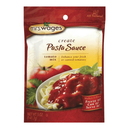 Mrs. Wages Pasta Sauce Mix, 5 oz