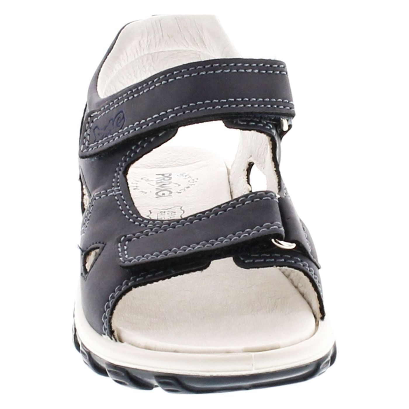 Primigi Boys 13944 Leather European Double Adjustable Fashion Sandals
