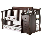 Sorelle Tuscany Mini Siderail Toddler Bed Conversion Kit, Cherry