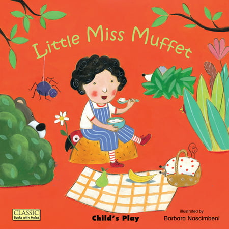 Classic Books with Holes Board Book: Little Miss Muffet (Board Book)
