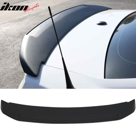 Mustang Wing (Fits 10-14 Ford Mustang Coupe 2Dr Shelby GT V6 GT500 Rear Trunk Spoiler Wing ABS)