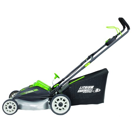 Earthwise 60420 20-Inch 40-Volt Lithium Ion Cordless Electric Lawn Mower (Battery and Charger included)