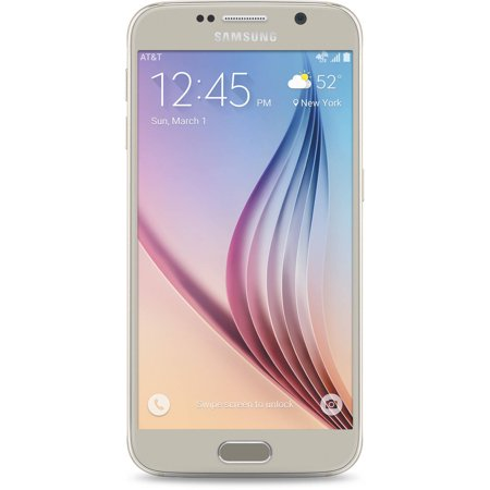 Samsung Galaxy S6 32GB Smartphone (Unlocked), Gold