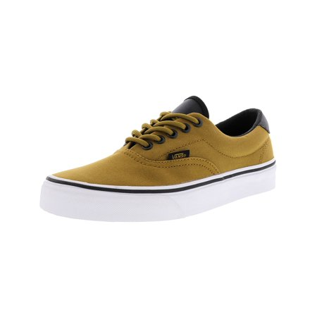 ef9efbe0feda Vans Era 59 Canvas And Military Bistre   White Ankle-High Skateboarding  Shoe - 9.5 ...