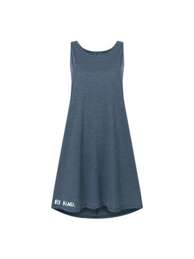 Be Kind - Women's Sleeveless Shift Dress